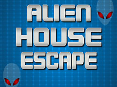 Alien House Escape