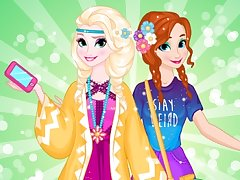 Elsa And Anna Spring Trends